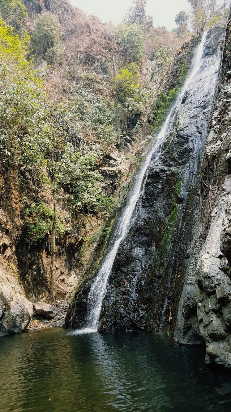 O Chorm CBET Waterfall